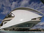 Valencia City of Arts and Sciences Santiago Calatrava