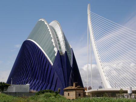 Valencia open 500 de tennis Ágora de Santiago Calatrava