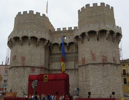 Tours Serranos de Valence Espagne