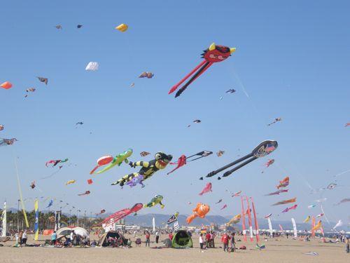 Festival de Cerfs-volants de Valencia