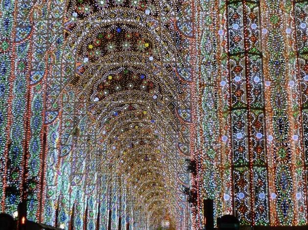 Fallas Illuminations