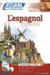 L'espagnol sans peine Assimil Accès librairie, Prix : 65,90 euros