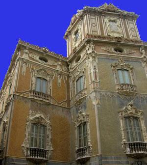 Centre ville de Valence
