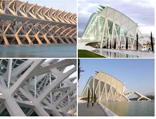 Musée des Sciences de Valencia