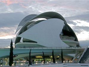 Opéra de Valencia