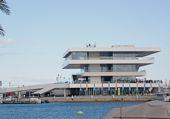 Port de Valence et de la Coupe de l'America