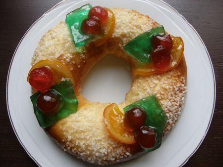 Roscón de Reyes, la Couronne des Rois