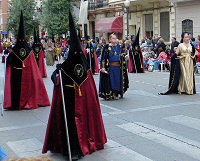 Semaine Sainte à Valencia
