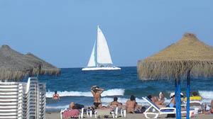 Les plages de Valencia
